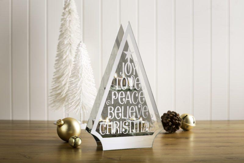 KSP Christmas Wishes Tealight Holder, gg gift guide