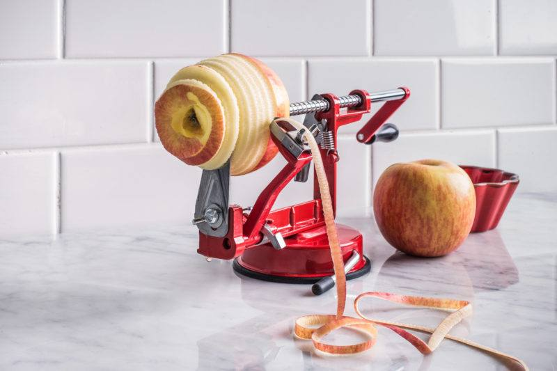 KSP Delicious Apple Peeler & Corer, GG gift guide