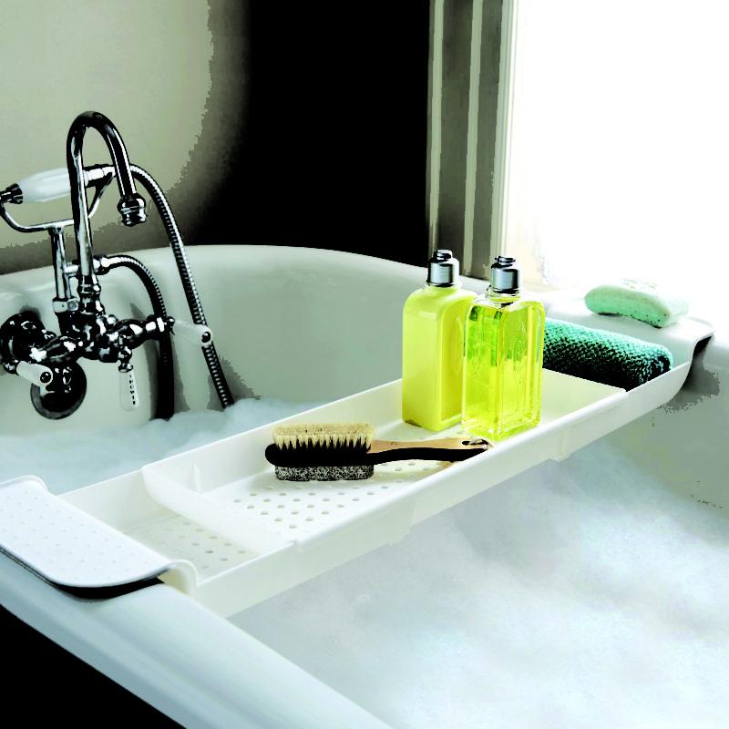 MadeSmart Expanding Bath Tray, gg gift