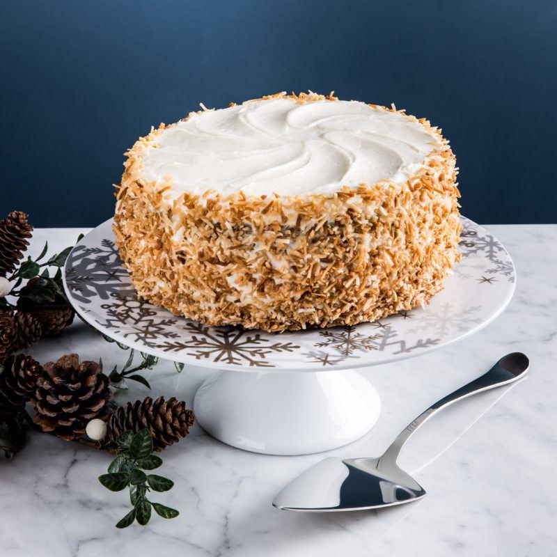 KSP Christmas Snowflake Cake Stand, gg gift guide