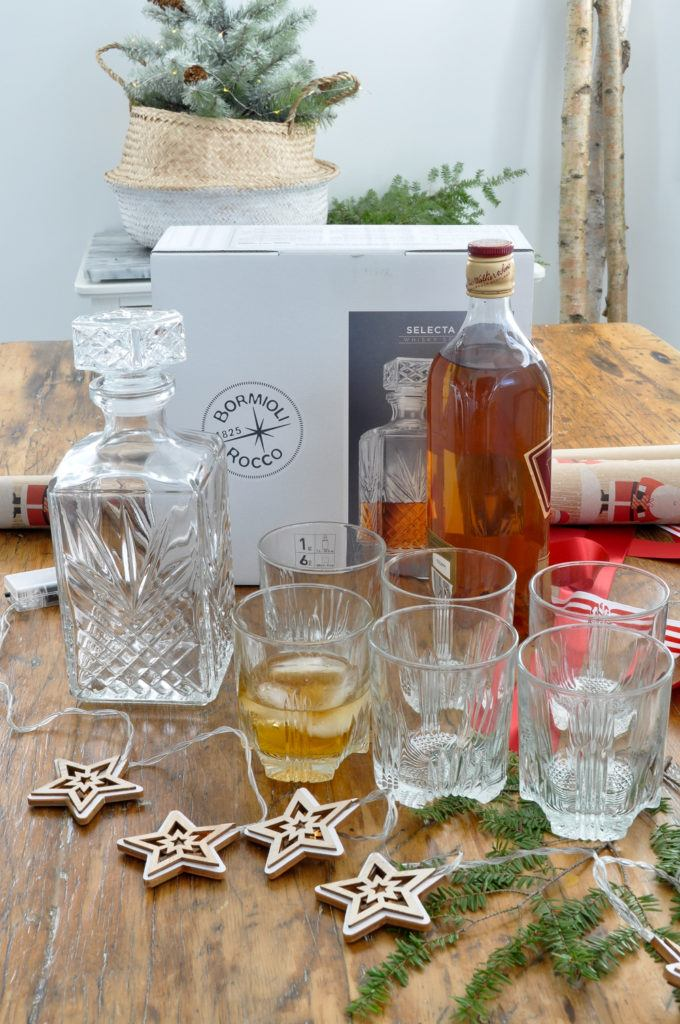 KSP Gift Guide-6 whiskey glasses host gift make all your holiday gifting so easy