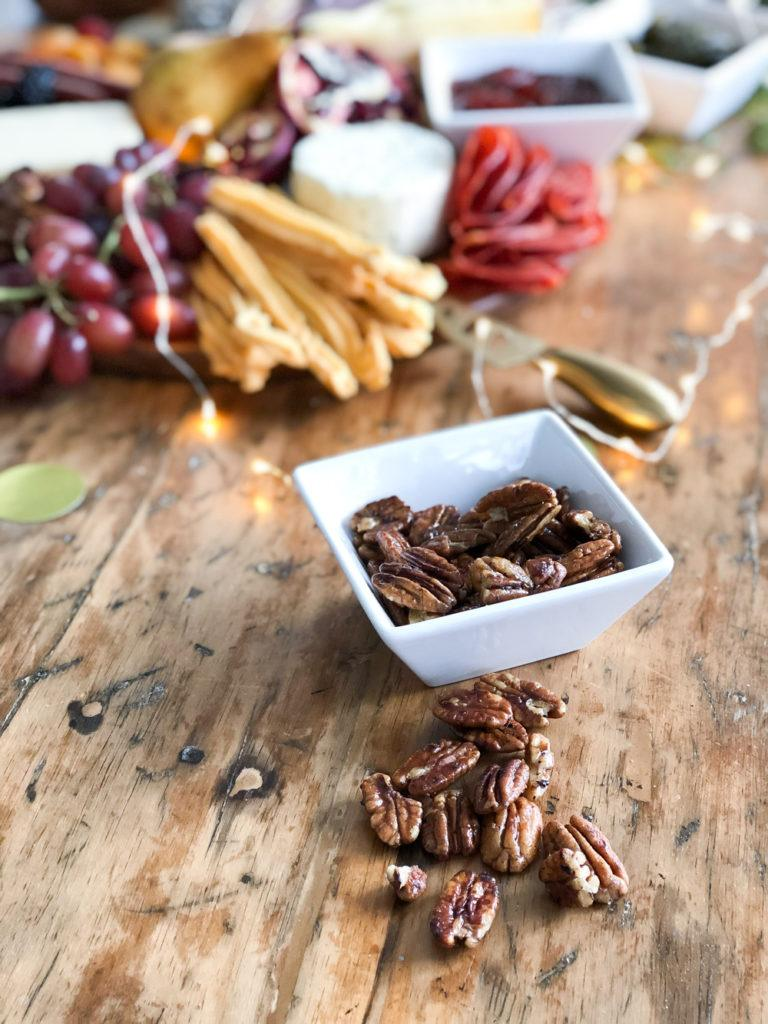 KSP Spicy Maple Pecans and Bar Cart-110