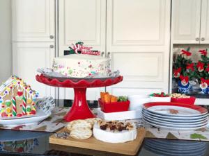 Festive Christmas Kitchen