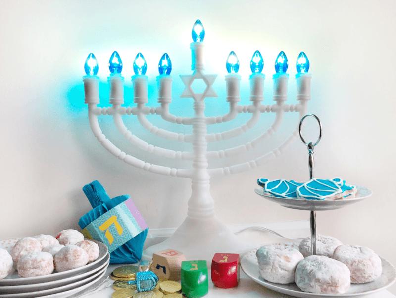 Hanukkah Party Tips