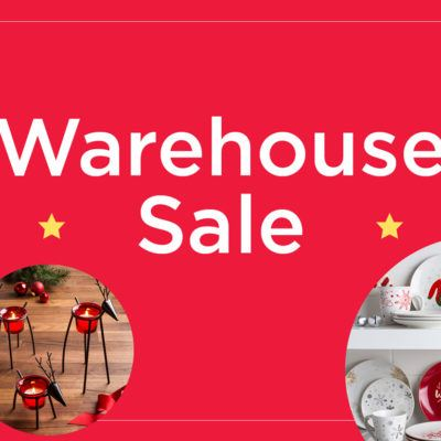 blog post december last warehouse sale