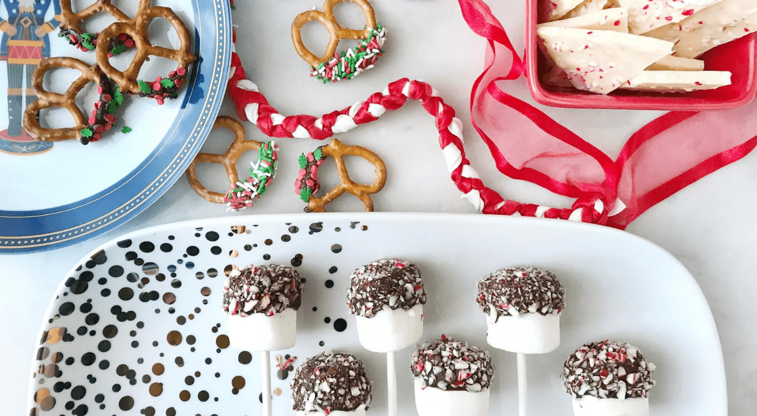 3 No Bake Chocolate Christmas Treats For The Whole Family