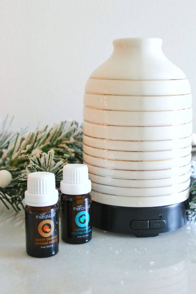 essential oil diffuser cozy home decor