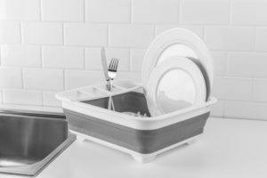 Tubby Collapsible Dish Rack