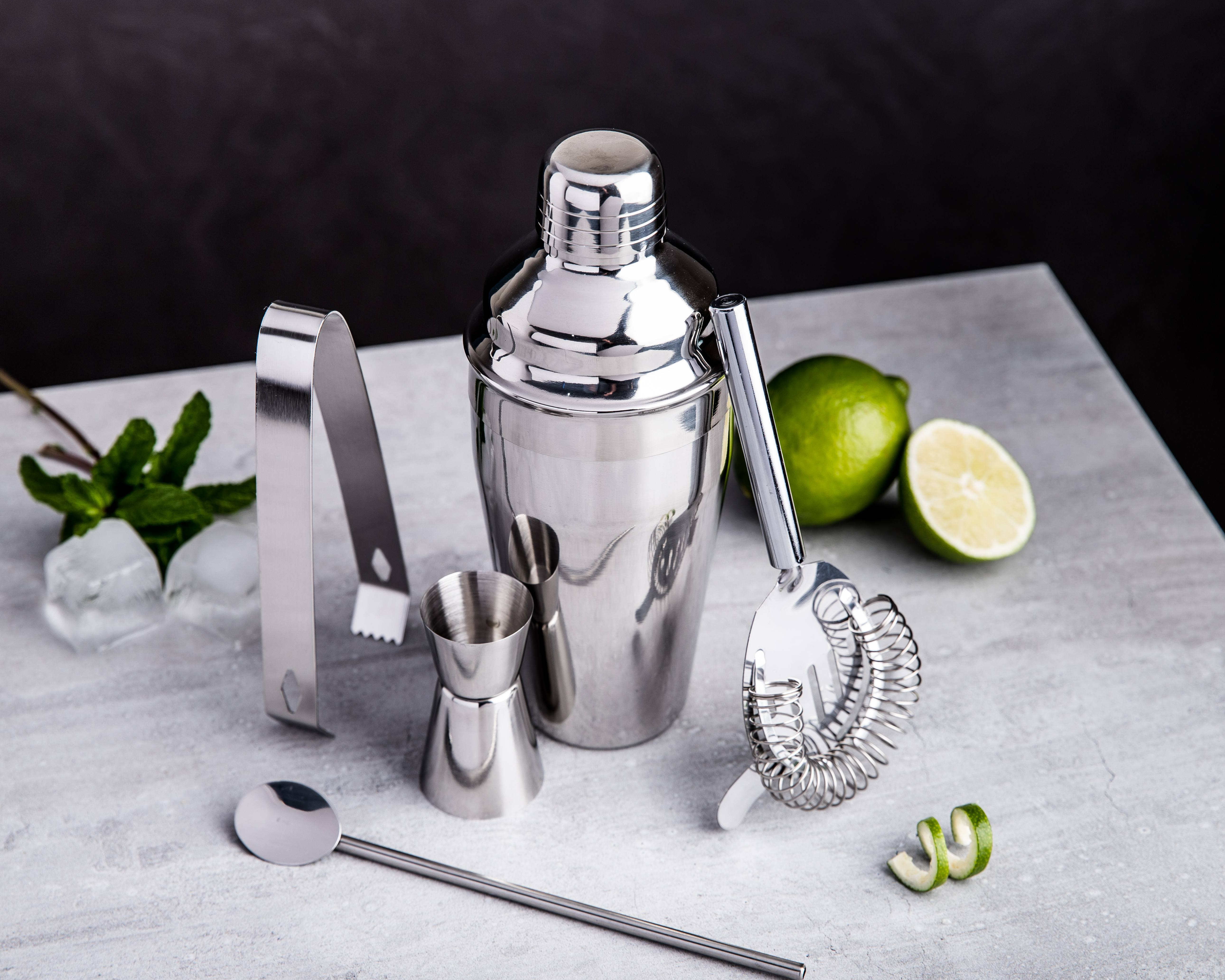 Mixy Cocktail Shaker (Set of 5)