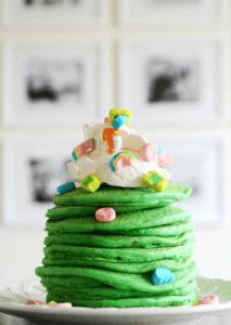 st-patricks-day-pancakes-kids-breakfast