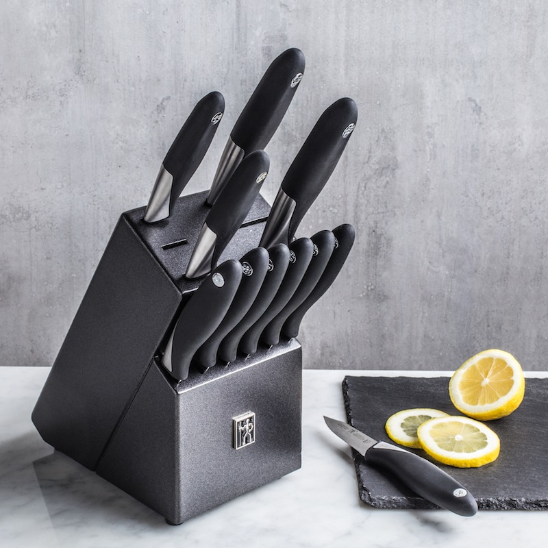 12 piece knife block set