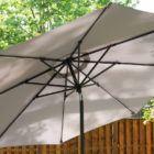 ksp fenton umbrella with lights