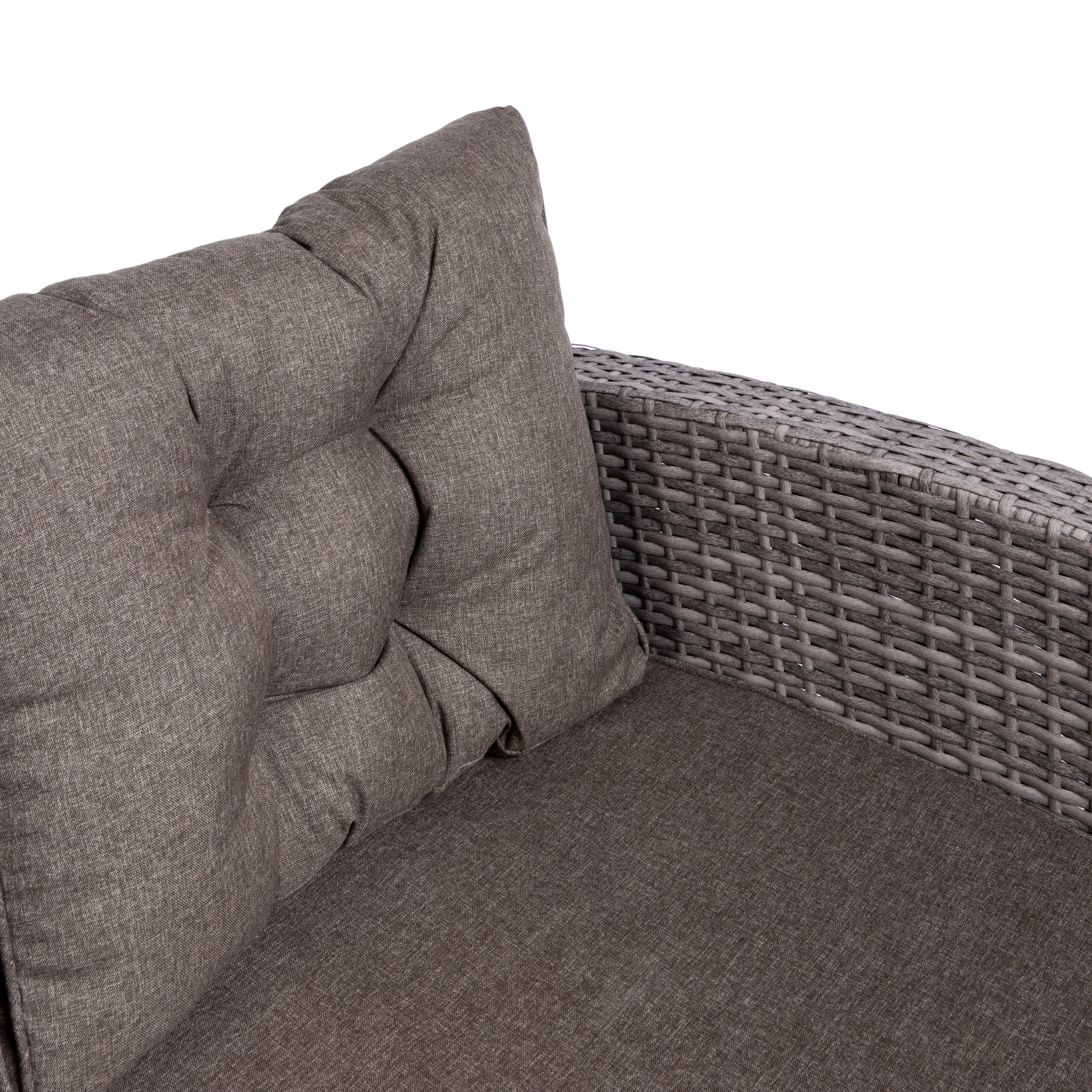 close up of KSP Caban couch cushion