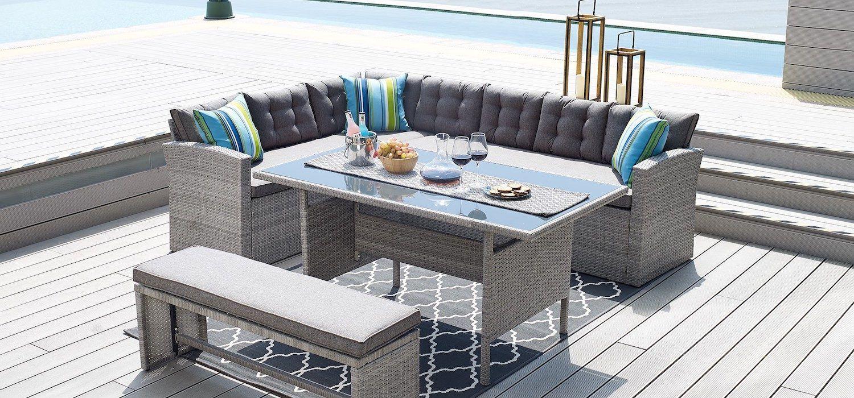 caban outdoor patio set