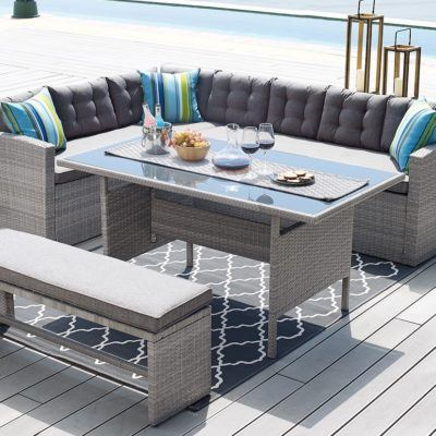 caban outdoor patio set