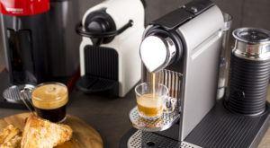 Nespresso coffee machine promotion