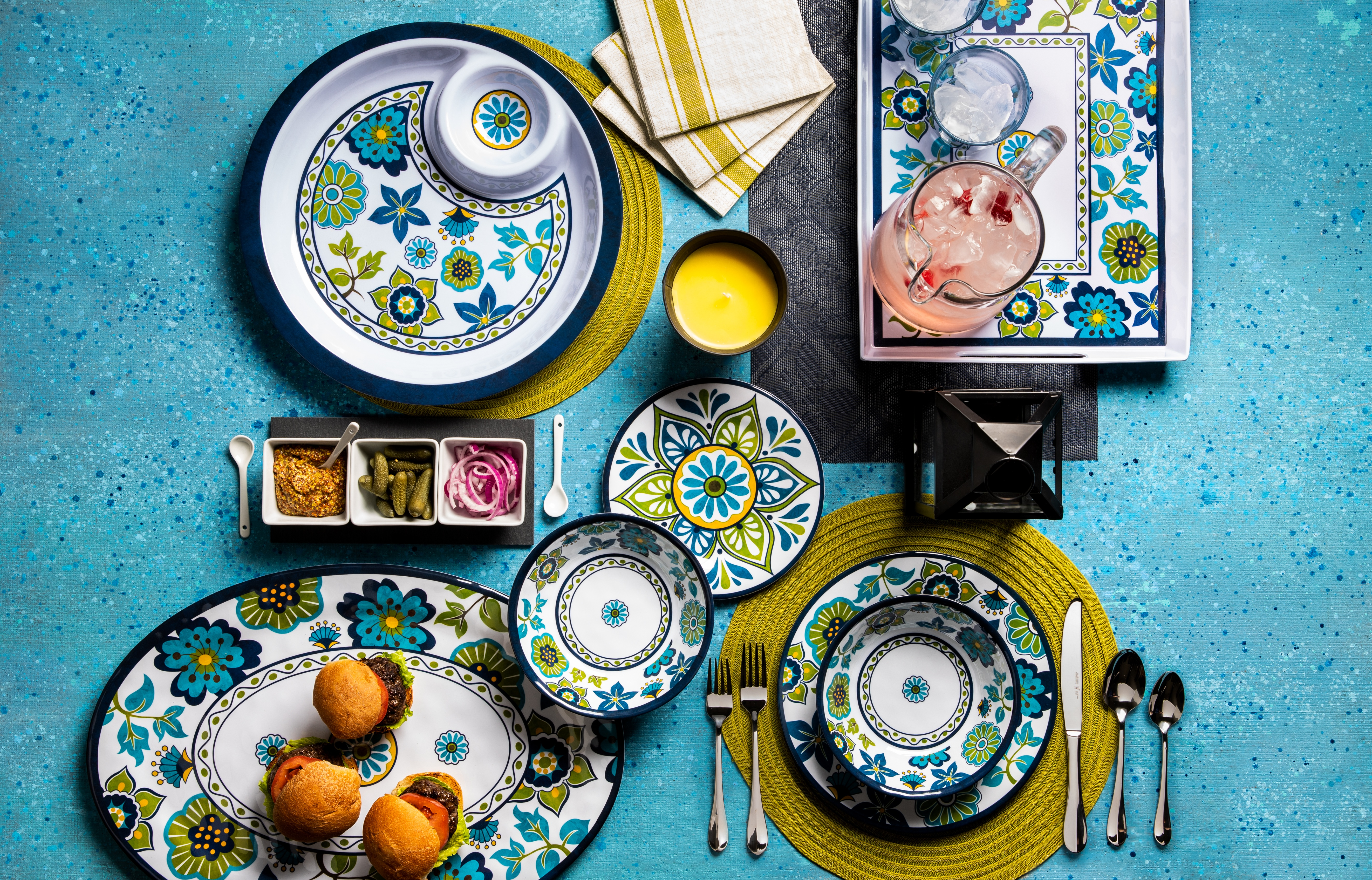 madrid melamine dinnerware collection Make The Most Of Your Summer