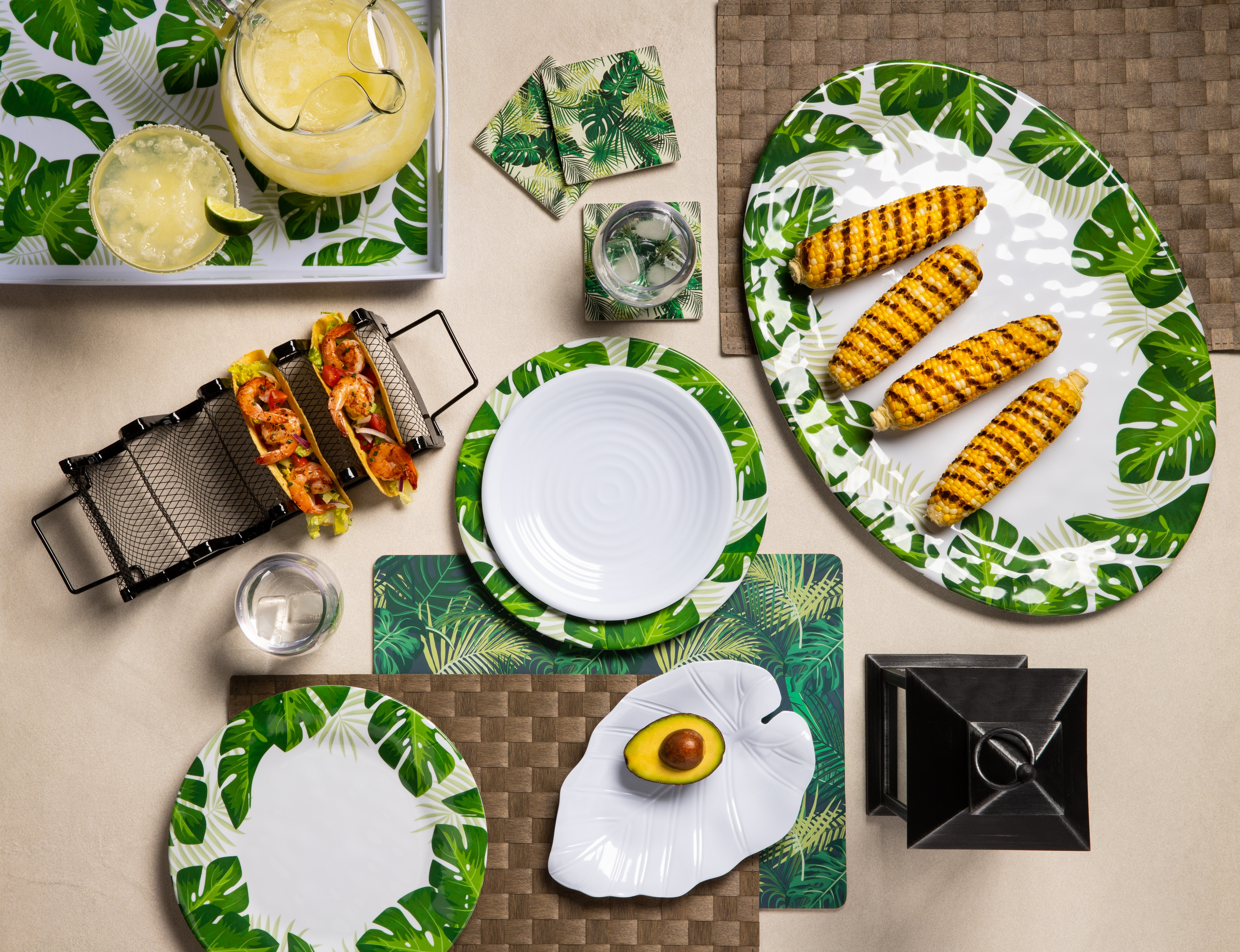 tropico melamine dinnerware collection Make The Most Of Your Summer