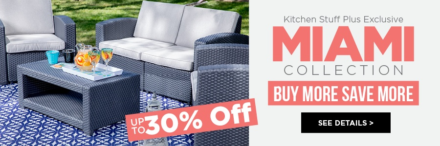 buy more save more miami outdoor furniture save 30% summer sales