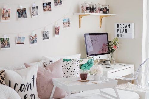 easy diy room decor