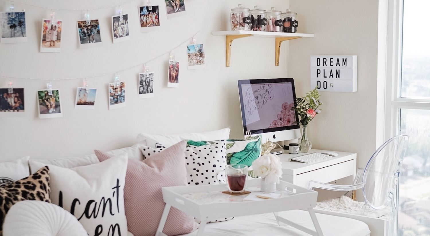Easy DIY Dorm Room Decor Ideas You'll Love