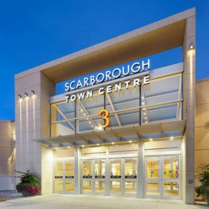 scarborough town centre store front