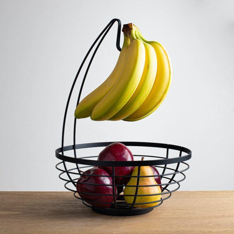 iDesign Banana Hanger Fruit Basket