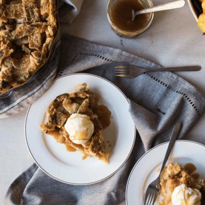 apple pie feature