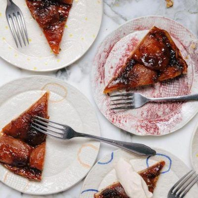 apple tarte tatin - skrapr gadget of the week