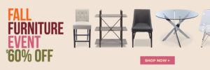 furniture sale on now