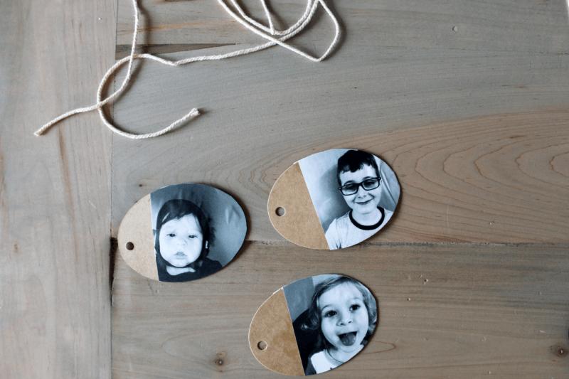 Storage Bin labels for each family member