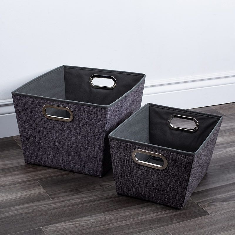 Whitmor tote storage basket