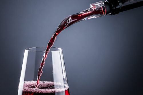 wine aerator - feature