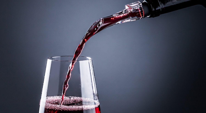 wine aerator - feature