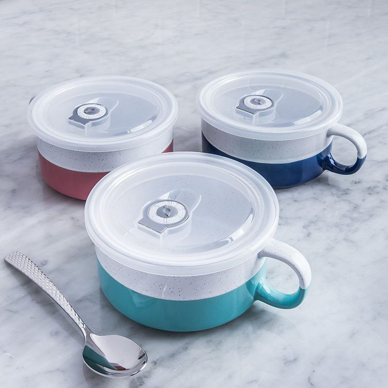 stoneware soup mugs with lids