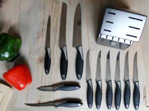 full henckels knife set - busy kitchen essential