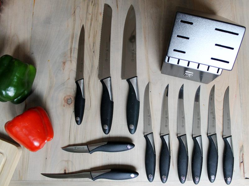 full henckels knife set - busy kitchen essential
