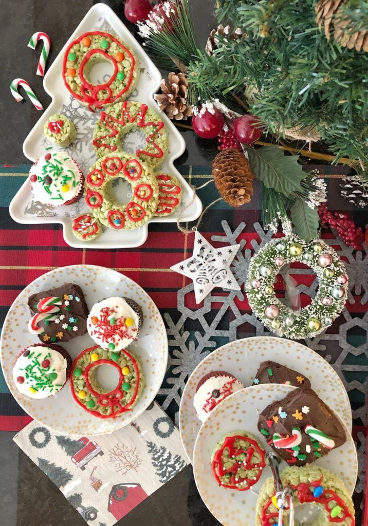 3 easy holiday treats to make with kids