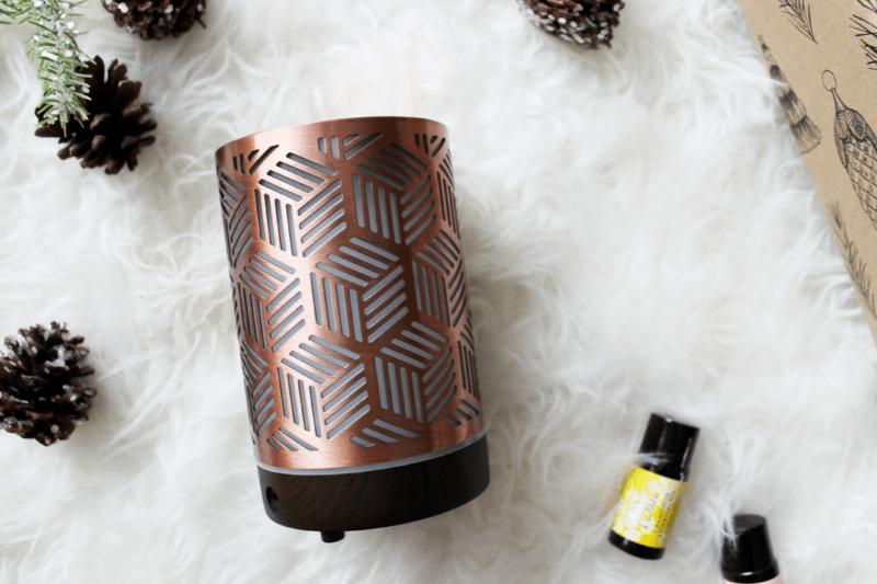 Serene House Ultrasonic 'Array' Essential Oil Diffuser (Copper) 17 gift ideas