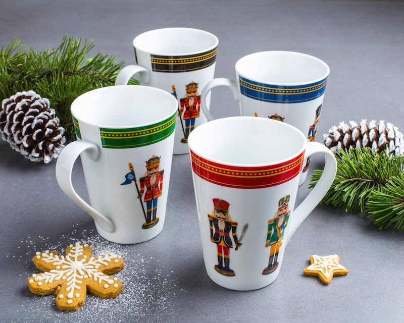 nutcracker mugs