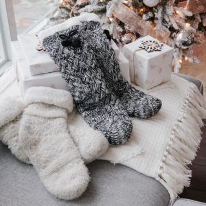 Kozie Super Plush Lounge Socks
