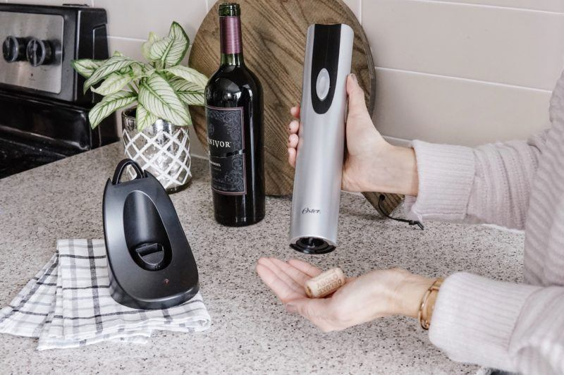 Oster Cordless Wine Bottle Opener