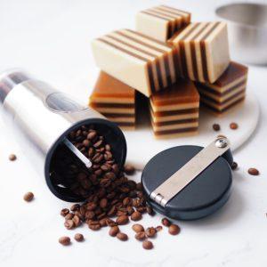 KSP Java Manual Coffee Grinder (Stainless Steel)