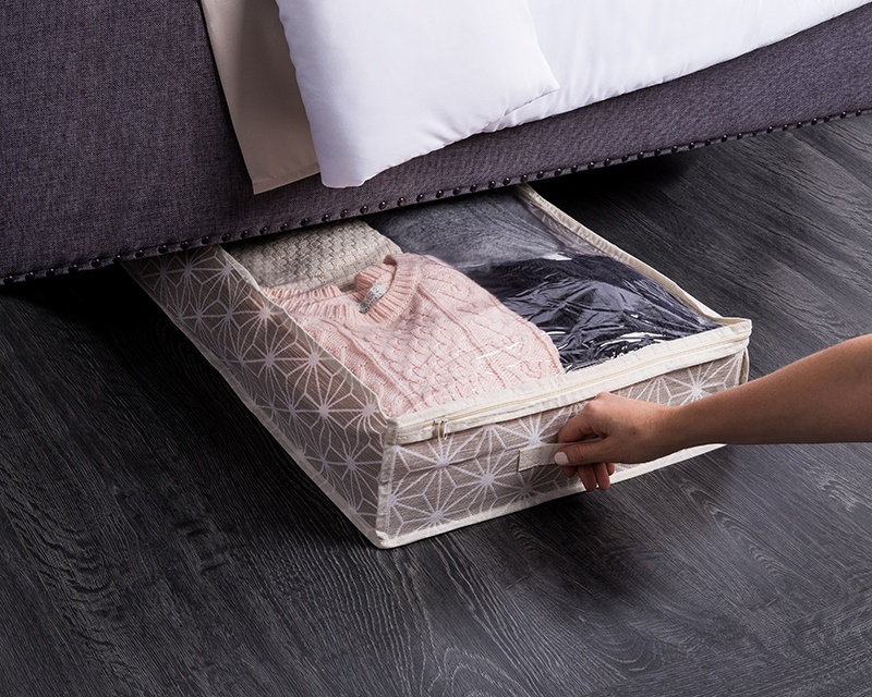 Axis under bed storage bags