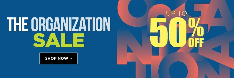 organization sale banner