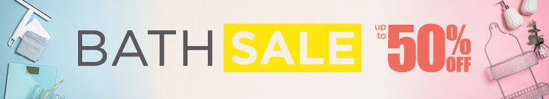 KSP bath sale