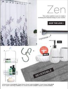 Zen bathroom style