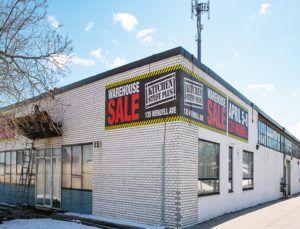 KSP Toronto warehouse sale