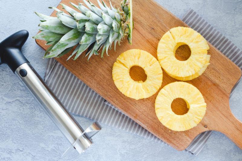 Fresh Pineapple Corer
