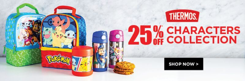 25% off Thermos Brand